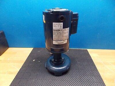 Graymills Immersion Recirculating Pump 12 Hp 160 Gpm 115230 V Model Tn41-e