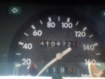 1984 nissan patrol 2.8 ltr petrol
