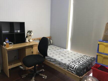 Girl Share room