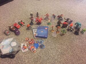 Disney infinity lot - PS3/PS4