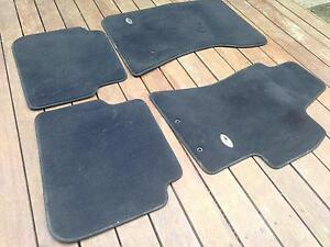 G3 WRX Rx genuine floormat set. Box Hill South Whitehorse Area Preview