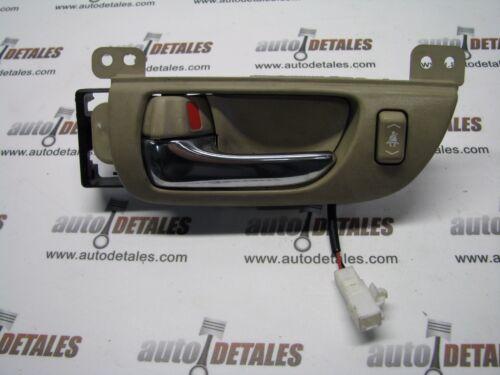 Lexus LS430 Interior door handle passenger side front left 69278-50080 used 2002