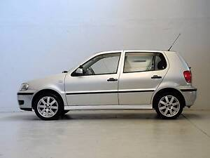 2000 Volkswagen Polo Hatchback AUTO 1.6V Wickham Newcastle Area Preview