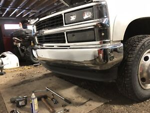 1997 Chevy 3500 Dually 4x4!