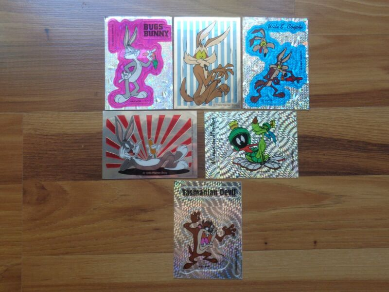 Vintage Looney Tunes Stickers