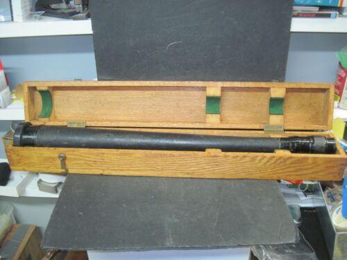 VINTAGE KOLLMORGEN OPTICAL CORP.-16 POWER QM. SPYGLASS IN ORIGINAL BOX.  U.S. NA