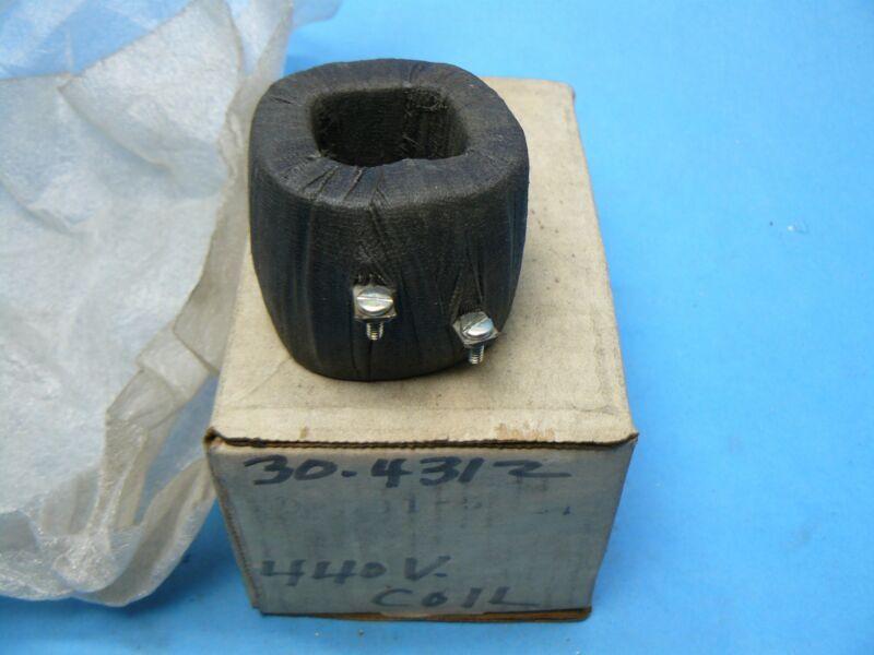 Cutler Hammer 9-591-5 511 Shoe Brake /10370 Solenoid Coil 440 VAC New