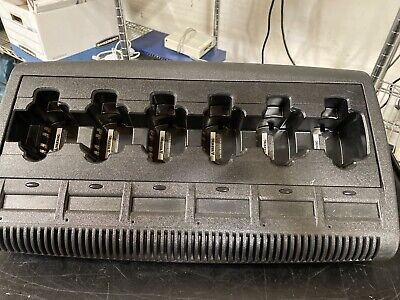 Motorola Impres 6 Slot Adaptive Chargerno Chords Or Other Accessories