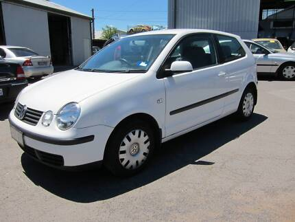 2005 Volkswagen Club Polo 9N Hatchback - Automatic Fyshwick South Canberra Preview