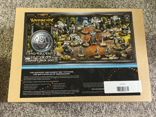Warmachine Convergence of Cyriss - Army Box 2017 PIP36990 - Unopened