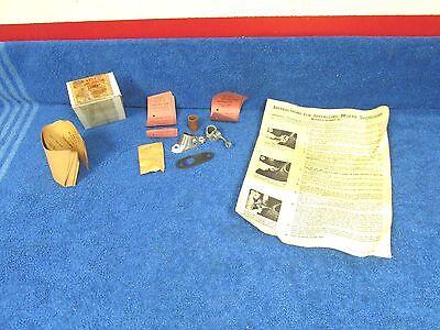 Spotlight Bracket - 1940-47 PLYMOUTH PASSENGER  LH  SPOTLIGHT BRACKET  NOS MOPAR  617