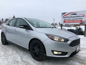 2016 Ford Focus SOLD!!!!!! SE! HATCH! LOCAL TRADE!! CERTIFIED!