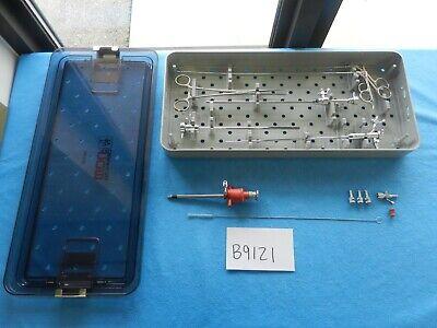 R. Wolf Surgical Hysteroscopy Instrument Set W Case