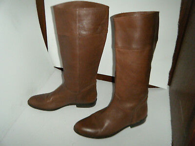 MISTER SHOES Fashion Riding Boots Size 7.5 M Woman