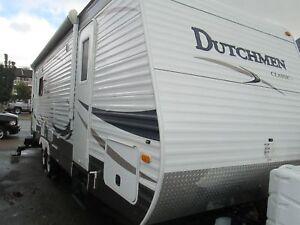 2012 Dutchmen 277rls