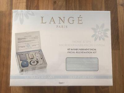 Lange Paris Home & Spa Microdermabrasion System New