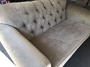 Beige Color Sofa and Loveseat from Bombay - Price Reduced
