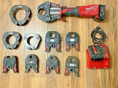 Milwaukee M18 Force Logic Press Tool Kit 12- 4in 2773-22