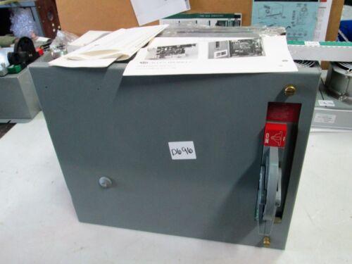 Allen Bradley Centerline Motor Control Center Bucket Size: 1 FVNR 1HP (New)