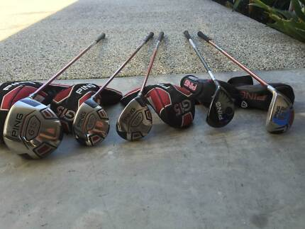 PING Woods Driver /3 &5 woods xTwo hybrids Tuerong Mornington Peninsula Preview