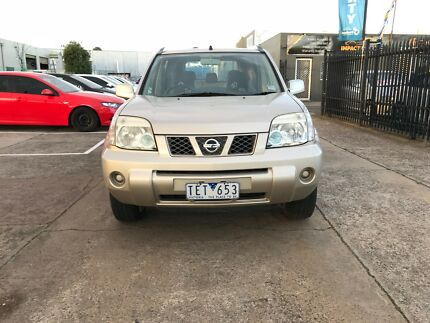 2004 Nissan X-trail SUV WITH REGO RWC WARRANTY SAVE $$$ HERE $$$ Melton Melton Area Preview