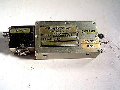 Amplica Microwave Rf Amplifier Acd103301