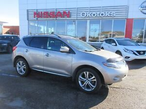 2009 Nissan Murano LE AWD, ONE OWNER, HEATED  LEATHER