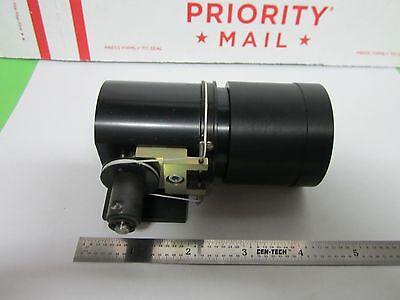 Microscope Leica Reichert Polyvar Spare Part Lens Optics Binf1-v-2