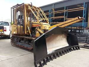Dozer For Hire - With Stickrake, Rippers, Slasher & Roller. Brisbane City Brisbane North West Preview