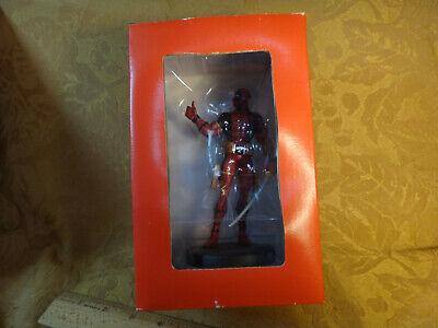 Eaglemoss Ltd. Marvel Deadpool Masacre Figure - Free S&H USA