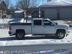 2015 Chevrolet high country 2500 diesel