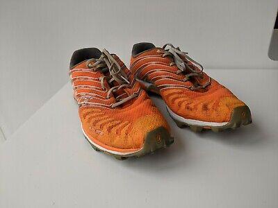 Inov8 X-talon 190 - Men's Running Shoes - Orange - UK 10 EU 44.5