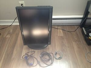 "Gateway 21"" Monitor with USB hub built in"