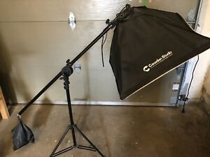 Softbox lighting Canadian studio x4 socket 800 watt