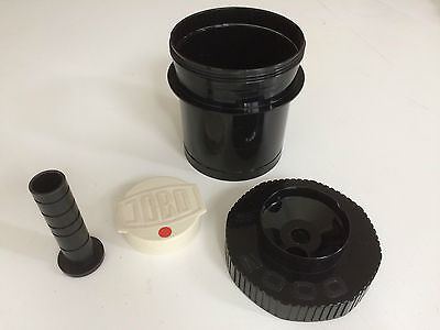 JOBO Entwicklungstank 2000 Developing Tank with Magnet for 35mm and 120 Film
