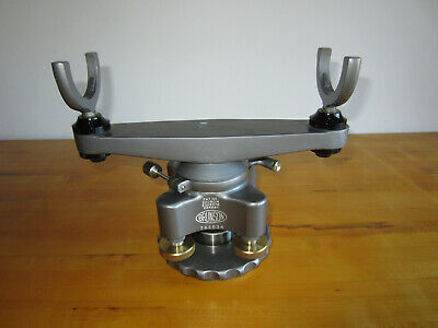 Brunson 89 Rotating Mounting Base For Alignment Telescopes And Collimators