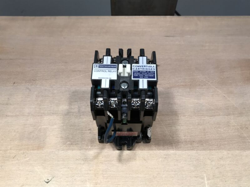 TELEMECHANIQUE J13C30 CONTACTOR J13C3012