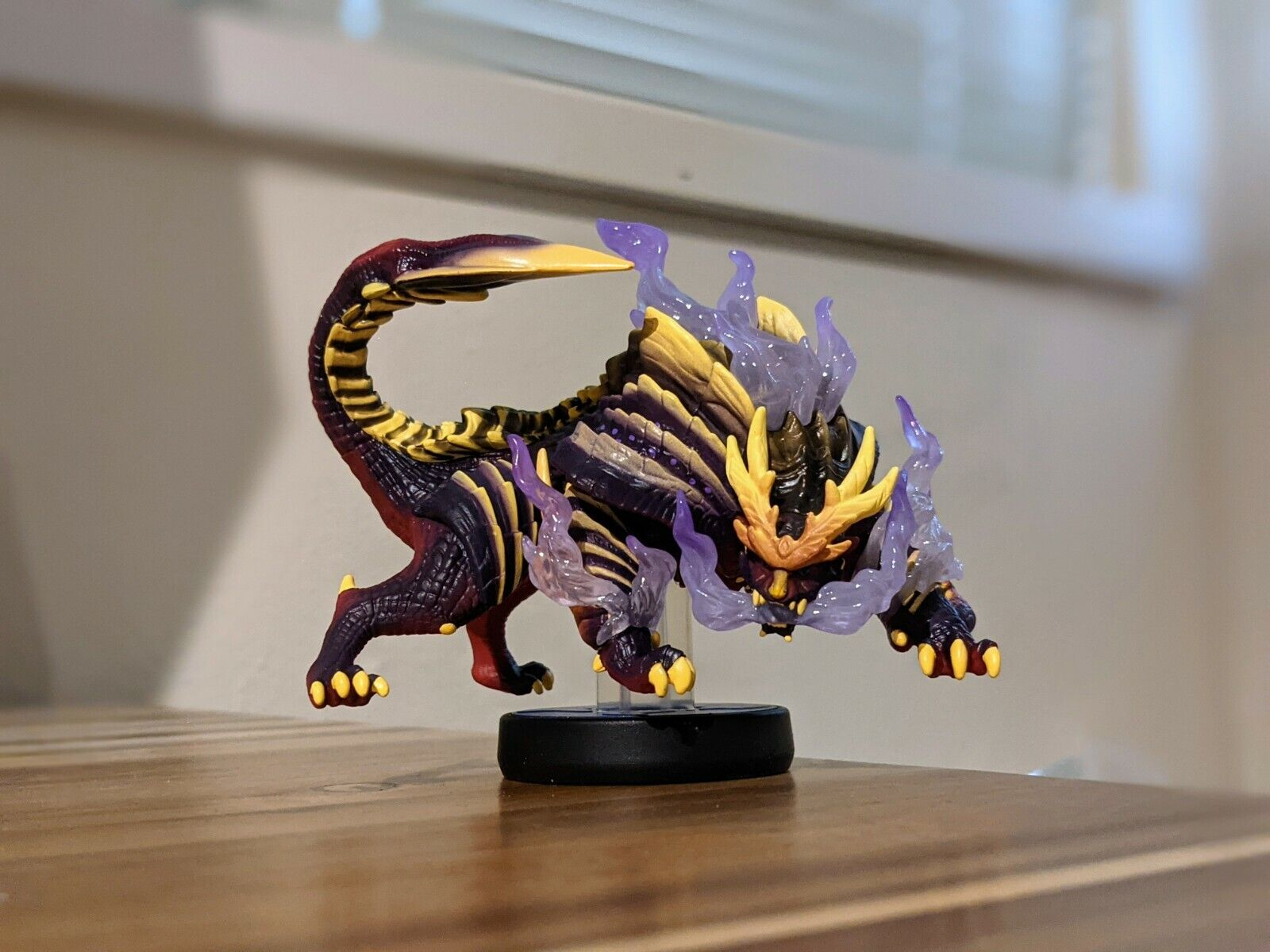 Monster Hunter Rise Magnamalo Amiibo Only Out Of Box - $49.00