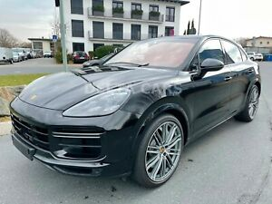 "Porsche Cayenne Turbo/Panorama/BOSE/22""Turbo"