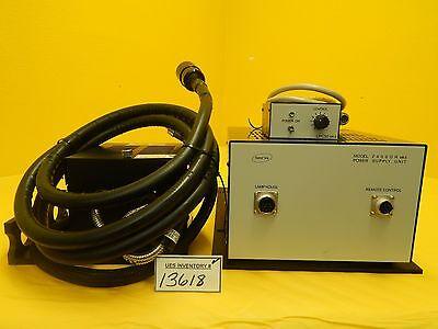 Sena Fiber Optic Light System 2450dr Mkii 50htfi Lpc50 Zygo Armi Used Working