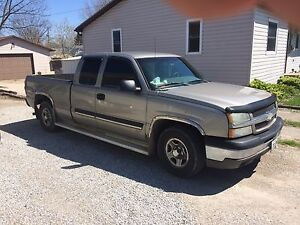 2003 Chevy Silverado. REDUCED