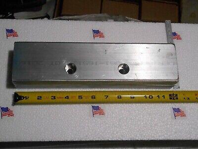 12 X 3 X 1 Standard Soft Jaws For Kurt 6 Vises Machinable 6061 Aluminum Usa