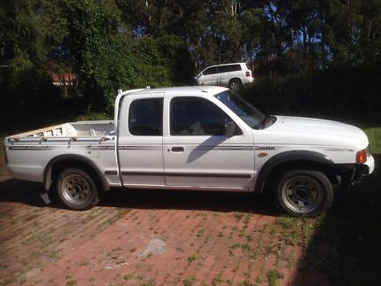 Ford courier extra cab Mount Hutton Lake Macquarie Area Preview