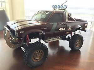 Tamiya Highlift . RC Trail Truck