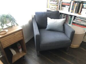 IKEA Club Chairs / Arm Chairs (Mellby)