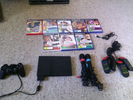 playstation 2 with games and accessories  Armidale 2350 Armidale City Preview