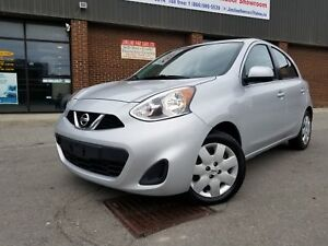 2015 Nissan Micra SV PACKAGE  BACK UP CAMERA BLUET00TH!!!
