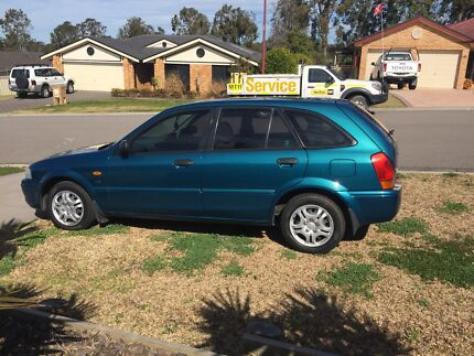 2000. Ford Laser, hatchback LXI Morpeth Maitland Area Preview