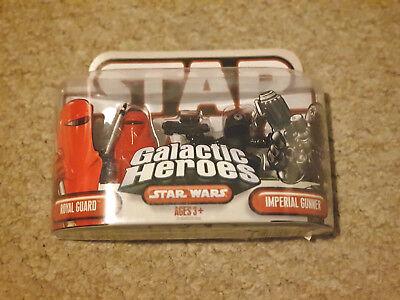 Star Wars Galactic Heroes Royal Guard & Imperial Gunner