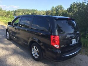 2013 Dodge Grand Caravan - MOVING